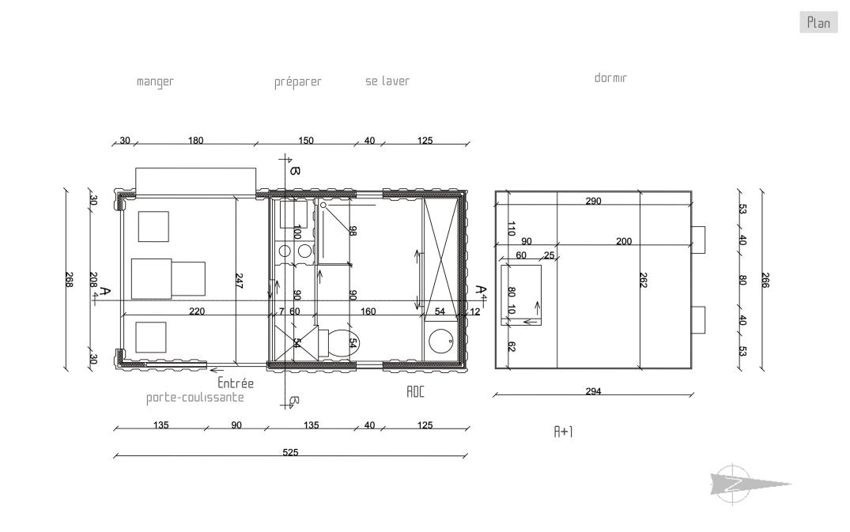 mobil-home plan